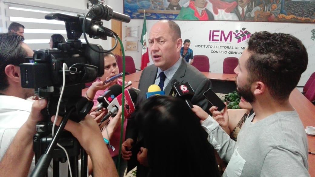 """Photo of IEM Irá Contra Actores Políticos Que Pusieron """"Juanitas"""", Advierte Presidente Del IEM"""