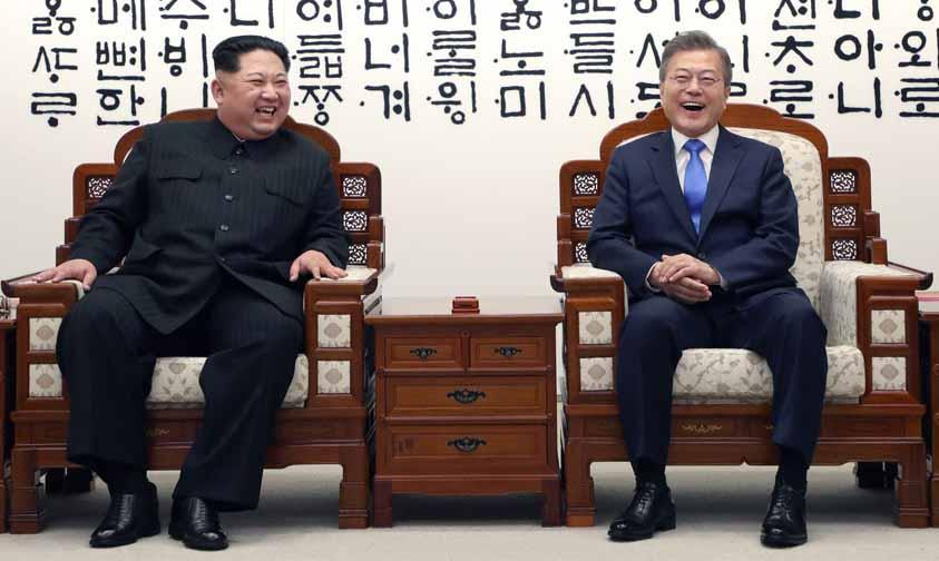 Photo of Corea Del Norte Por Reconciliación Hacen Coincidir Su Horario Con Corea Del Sur