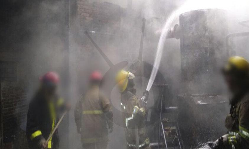 Photo of Se Incendia Una Fábrica De Guitarras En Paracho