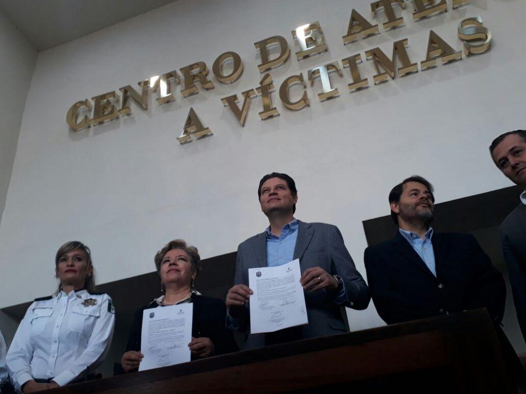 Photo of Comisión De Atención A Víctimas Y Policía Atenderán Denuncias En Morelia