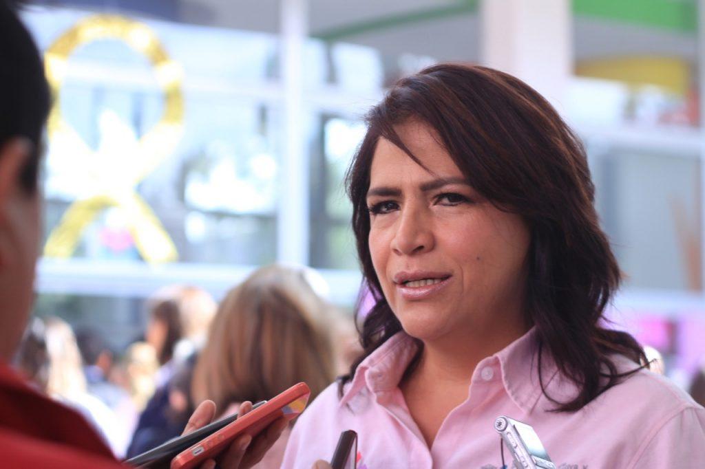 Photo of Deja Fabiola Alanís La Secretaría De La Mujer #Michoacán