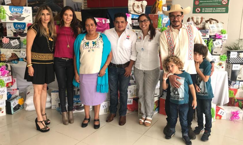 Photo of Mamás Artesanas Son Festejadas En La Expo Fiesta Michoacán 2018