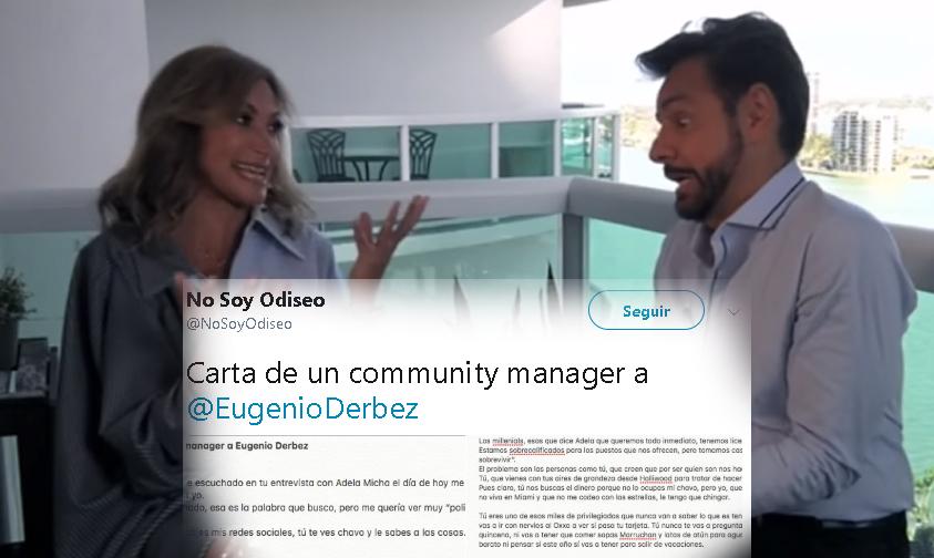 Photo of #Video Derbez Y Polémica De Si Los Jóvenes Deben CobrarOTrabajar Gratis
