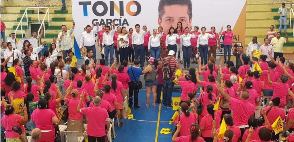 Photo of Fanny Arreola Pide Un Voto De Confianza Para Los Candidatos De PRD Este 1 De Julio