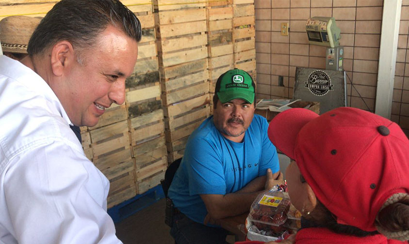 Photo of Modernizar Mercado De Abasto Acorde A  Necesidades De Locatarios: Carlos Quintana
