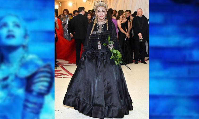 Photo of #Video Madonna Prueba Porqué Es La Reyna En Met Gala