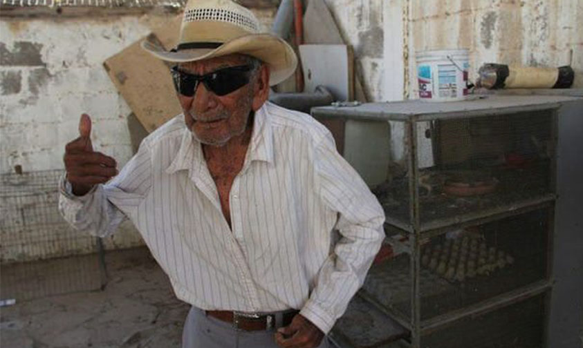 Photo of #México Don Manuel De 121 Podría Llegar A Ser La Persona Más Longeva En El Mundo