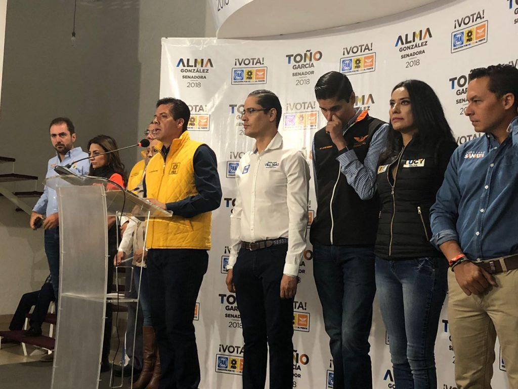Photo of Toño Conejo Confía Que AMLO No Ofrezca Amnistía A Delincuentes Michoacanos