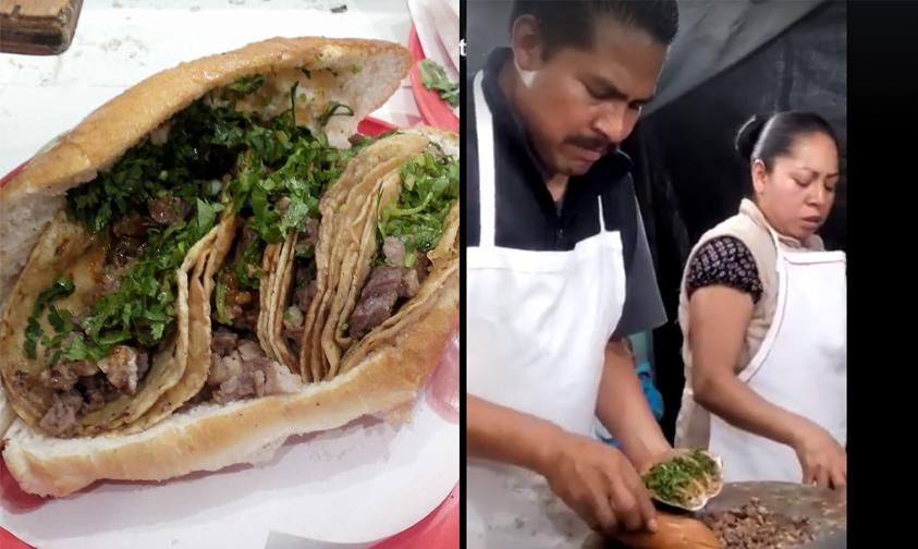Photo of #CDMX Atención Amantes De La Comida Ya Llegaron Las Tortas De Suadero