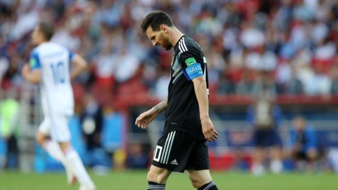 Photo of #Rusia2018 Messi Falla Penal Dejando Ir La Victoria Ante Islandia