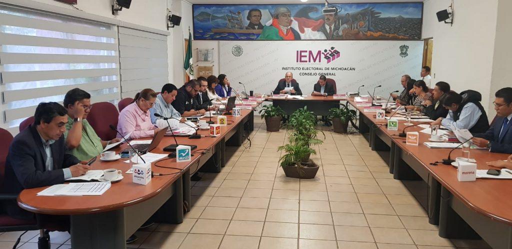 Photo of PT Baja A Candidata A Alcaldesa En Michoacán Por Estar Amenazada