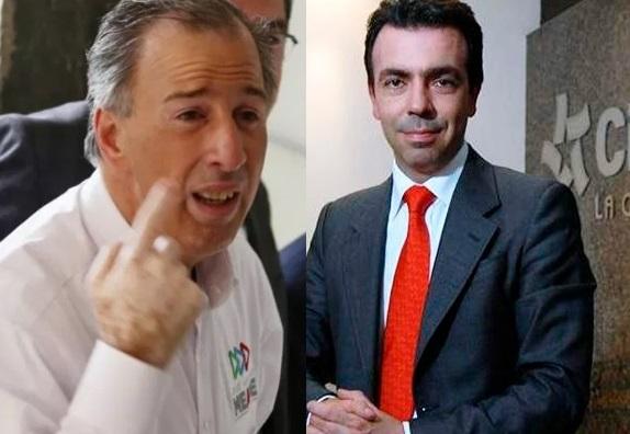 Photo of Meade Se Molestó Con El Presidente De Cinépolis Alejandro Ramírez