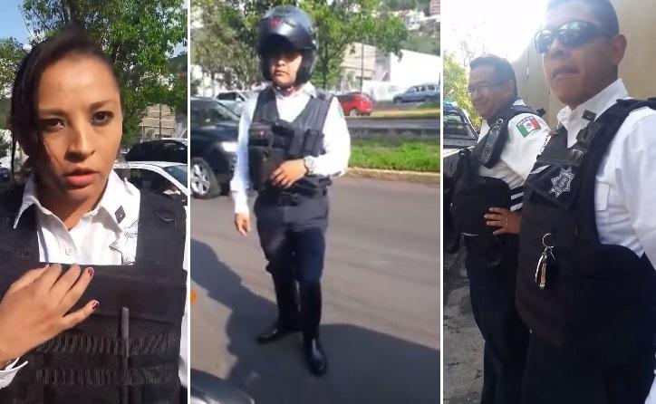 Photo of #Morelia Exhiben A Policía Que Confisca Auto Porque Conductor Le Mentó La Madre