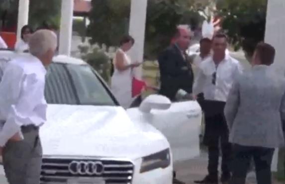 """Photo of Pasa En Michoacán: Secretario De Educación """"Pidió Prestado"""" Un Audi Para Llegar A Evento Público"""