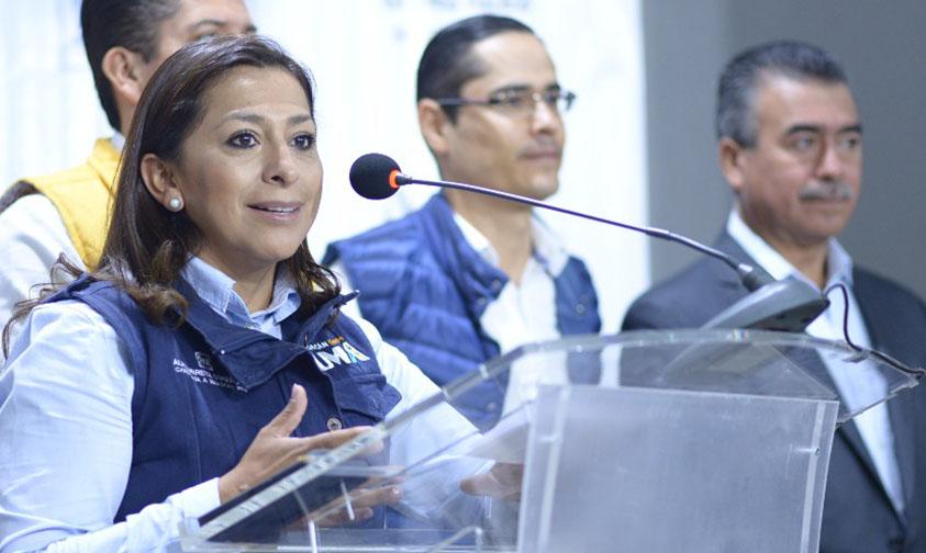 Photo of Estamos Listos Para Representar A Michoacán En El Senado: Alma Mireya González