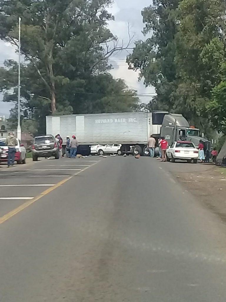 Photo of Finalizan Bloqueos Carreteros Pero Emplazan Al Gobierno Para Solucionar Pliego