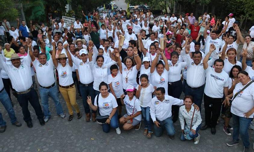 Photo of Más Michoacanos Se Suman Al Proyecto De Fanny Arreola En El Distrito 22 Local De Michoacán