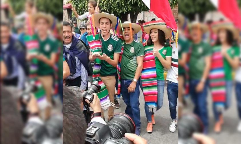 Photo of Morelianos Festejan En Las Tarascas TRIunfo De La Selección Mexicana