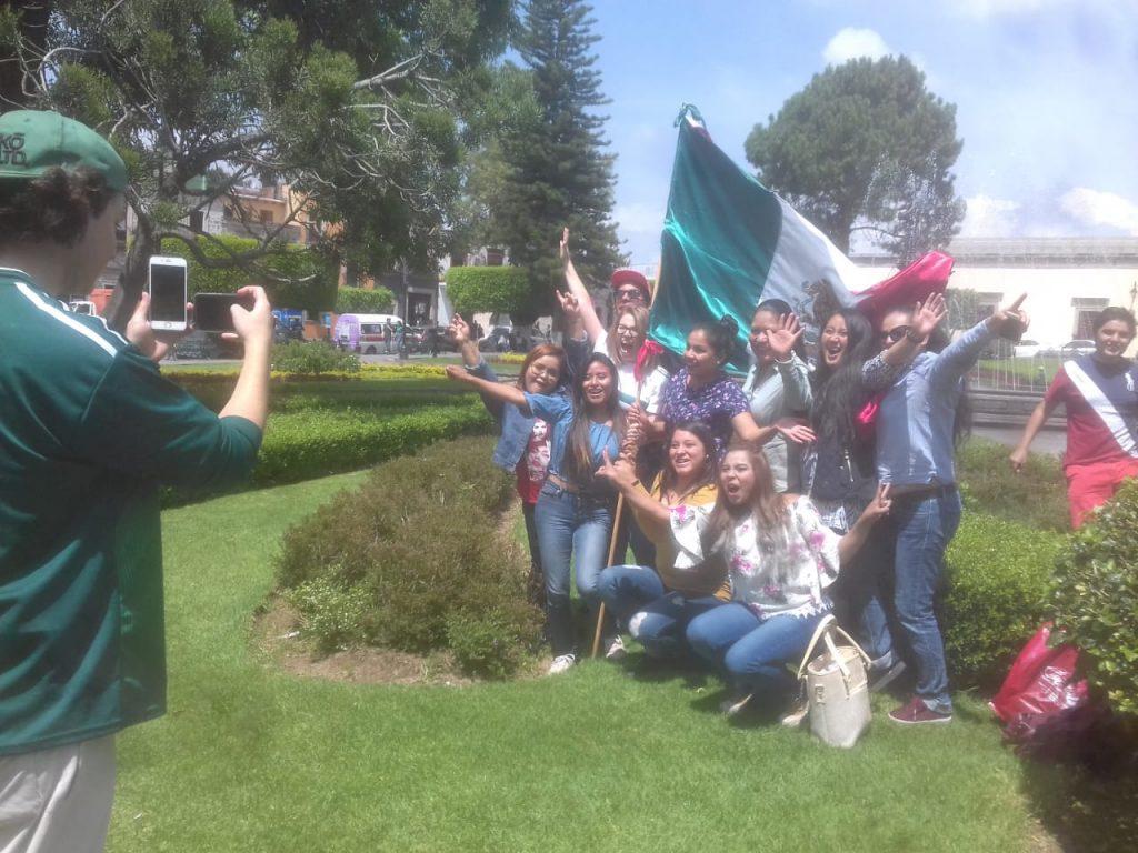 """Photo of #Morelia """"Corea probó el Chile Mexicano"""" Festejan En Las Tarascas"""