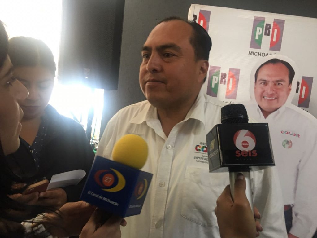 Photo of #Michoacán Coordinador De Campaña De Meade Refiere Que Único Apoyo De Silvano Lo Hizo En Redes Sociales