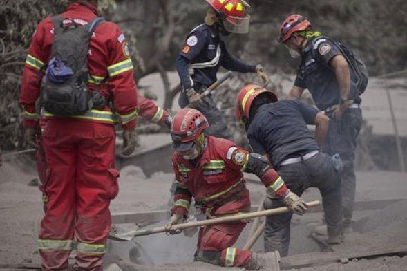 Photo of #Guatemala El Volcán De Fuego Sigue Activo Tras Erupción