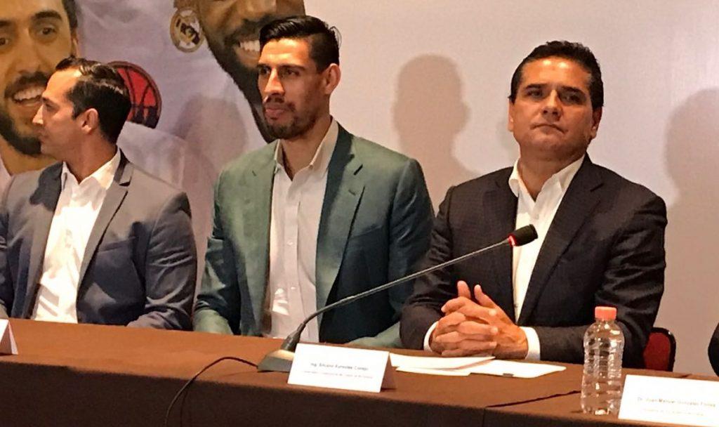 Photo of #Michoacán Basquetbolista Gustavo Ayón Sumará A Proyecto De Aguacateros