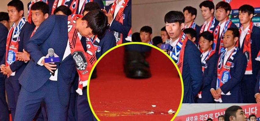 Photo of #Video En Corea Del Sur Aficionados Reciben A Su Selección A Huevazos