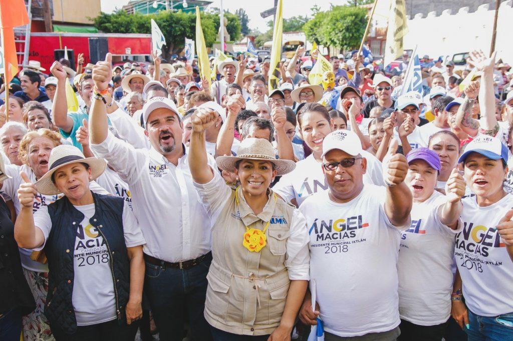 Photo of Reconoce Alma Mireya González Labor De Hombres Michoacanos