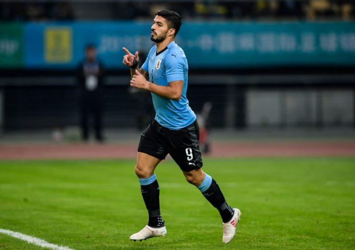Photo of Luis Suárez Se Vuelve Sombra En El Mundial 2018