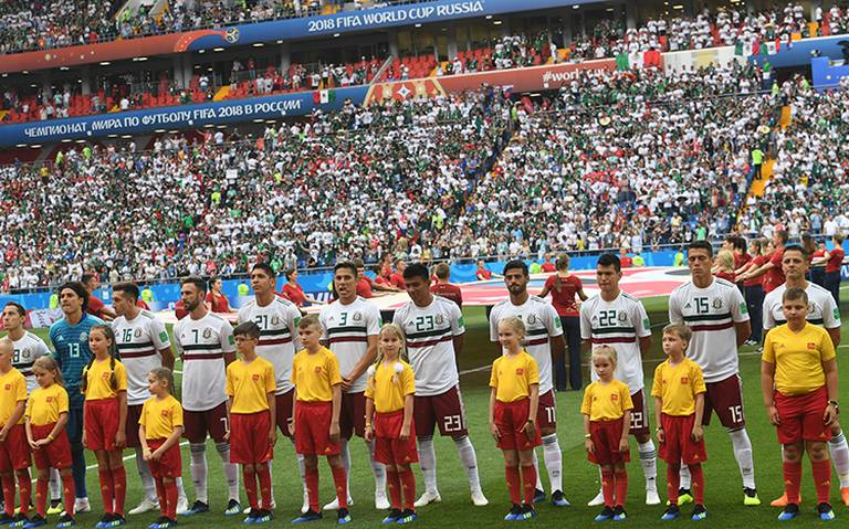 Photo of #Vídeo ¡Himno Nacional Mexicano Hizo Vibrar El Rostov Arena!