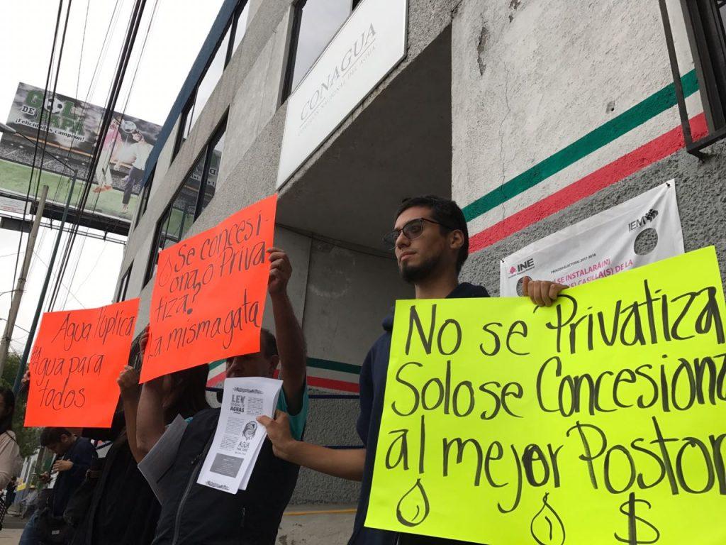 """Photo of Con Convicción Se Manifiestan Por """"Privatización"""" Del Agua Ante Llamado Nacional"""