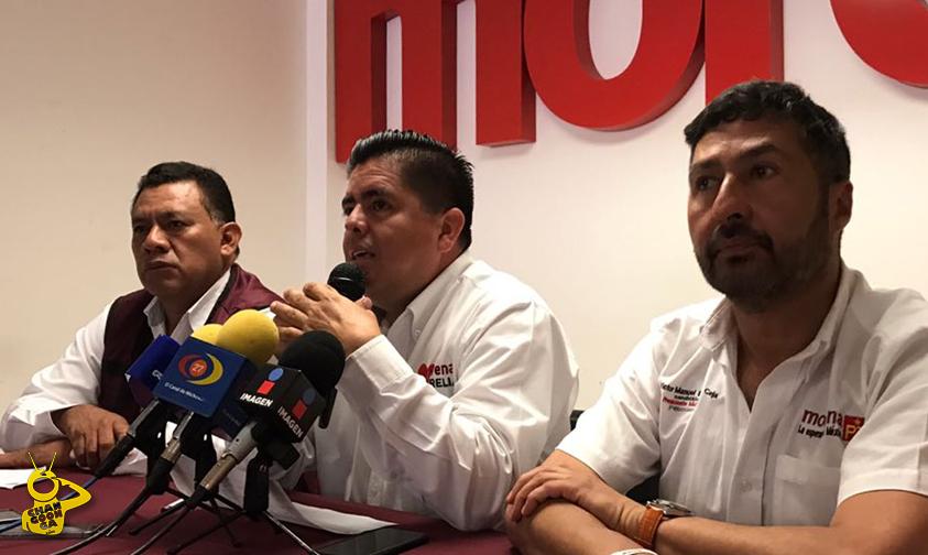 Photo of #Michoacán Aún Faltan Dos Visitas De AMLO Antes De Ser Elegido Presidente: Roberto Pantoja