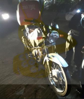 Photo of #Morelia Polis Recuperan Moto Robada