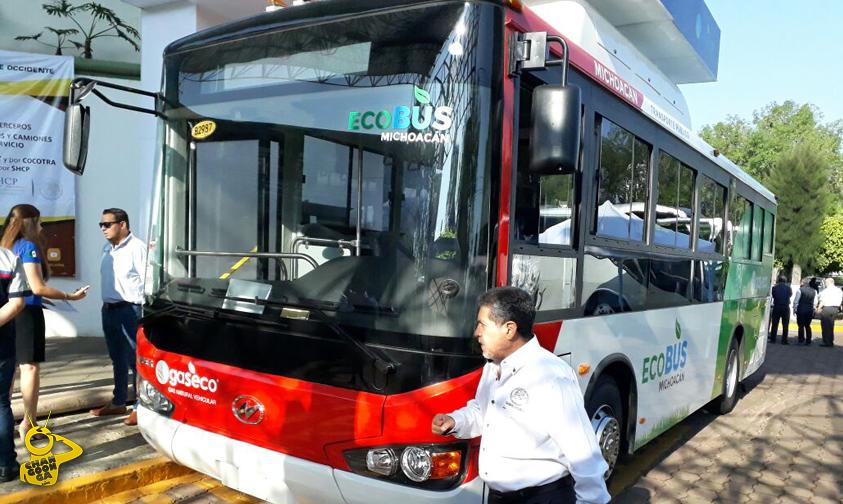 Photo of #Morelia ¡Ruta 1 Estrenará Microbús Este Lunes! Cada Uno Supera Los 2 Mdp