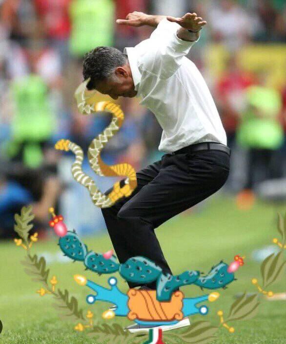 Photo of México Gana Partido Y En Los Memes También