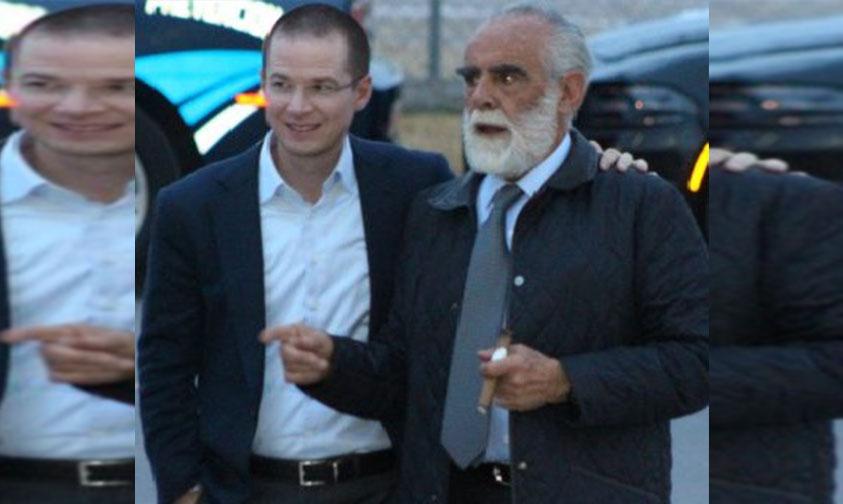 Ricardo Anaya y Diego Fernández de Cevallos