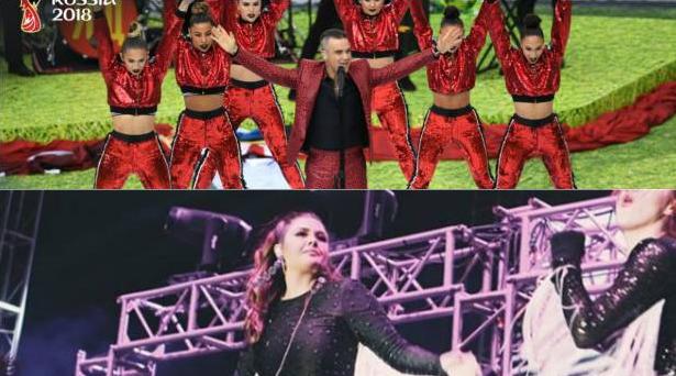 Photo of Se Burlan De Robbie Williams Y Piden Cante Yuridia En Su Lugar