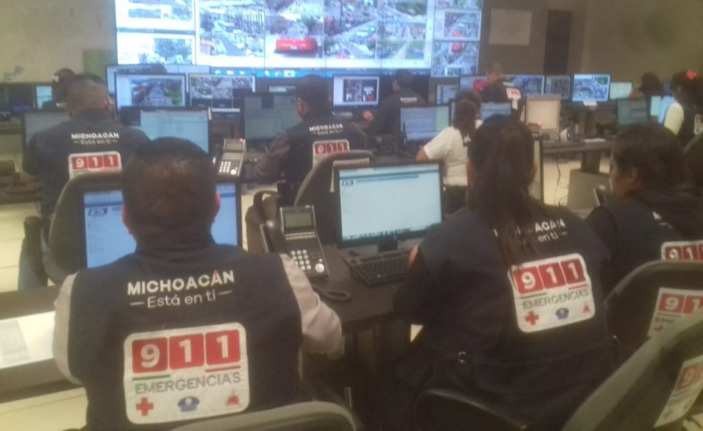 Photo of #Michoacán SSP Instala Centro De Mando Para Monitorear 350 Filtros De Revisión En 113 Municipios