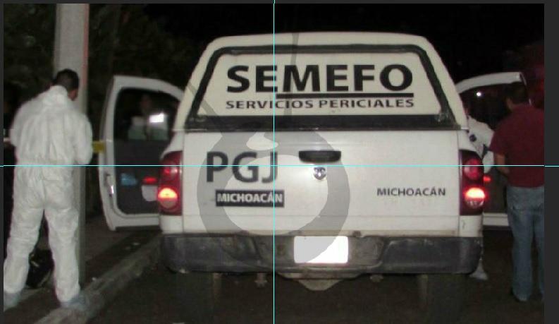 Photo of #Michoacán Mazda Negro Vuelca En Carretera Susupuato-Copándaro Y Deja Tres Muertos