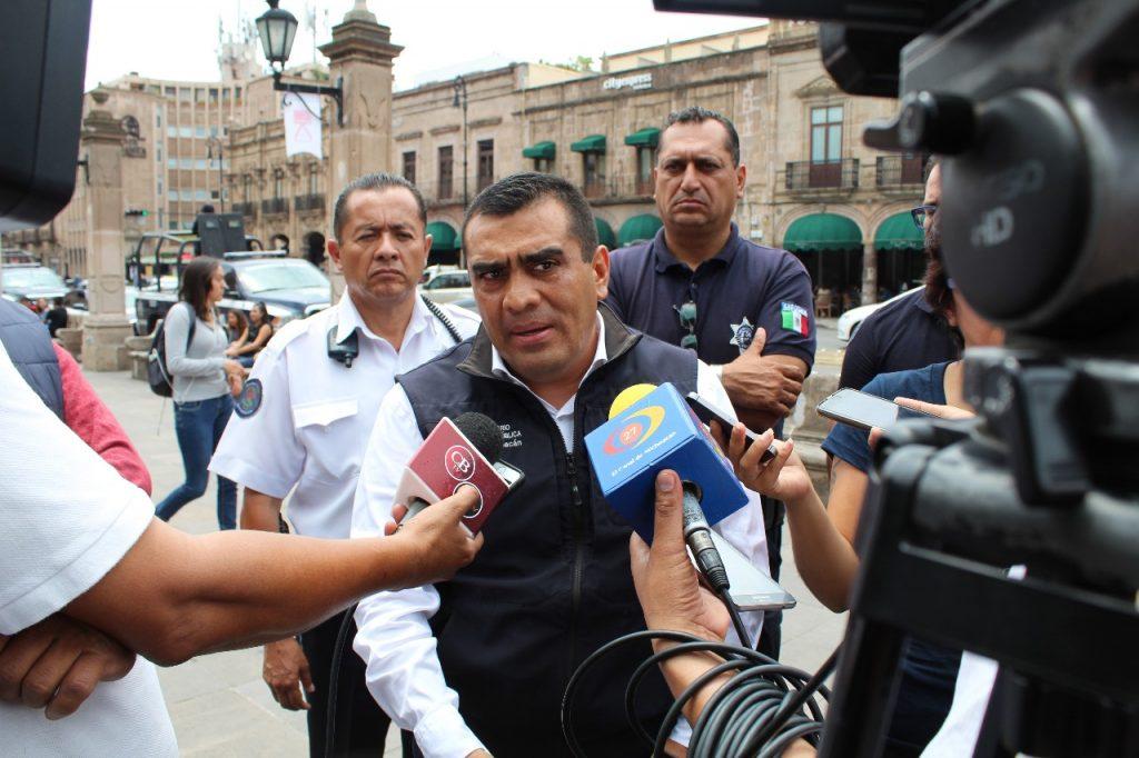 Photo of Complicado Ingreso A Uruapan Por Bloqueo Del Consejo Supremo Indígena: SSP