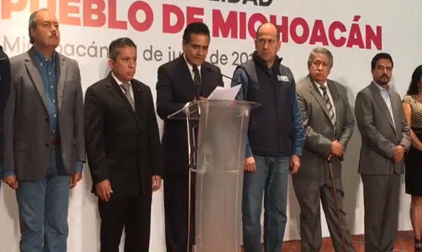 Photo of #Michoacán Anuncia Silvano Vigilancia Extrema Ante Muerte De Candidatos