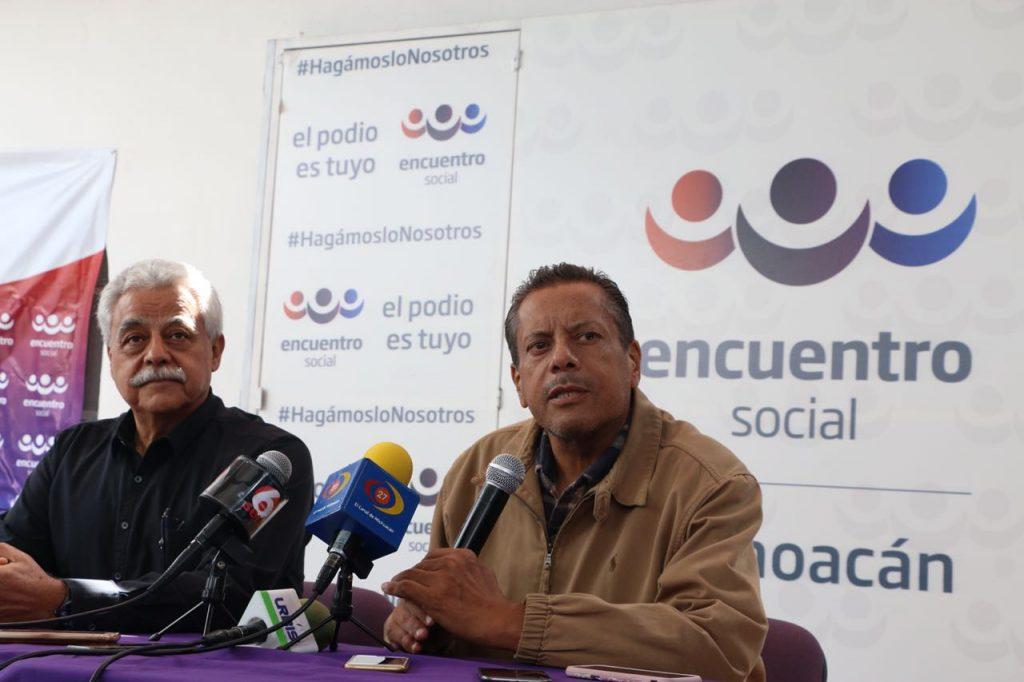 Photo of Guerra Sucia Contra Fausto Vallejo Demuestra Que Es El Candidato A Vencer: Valdespino