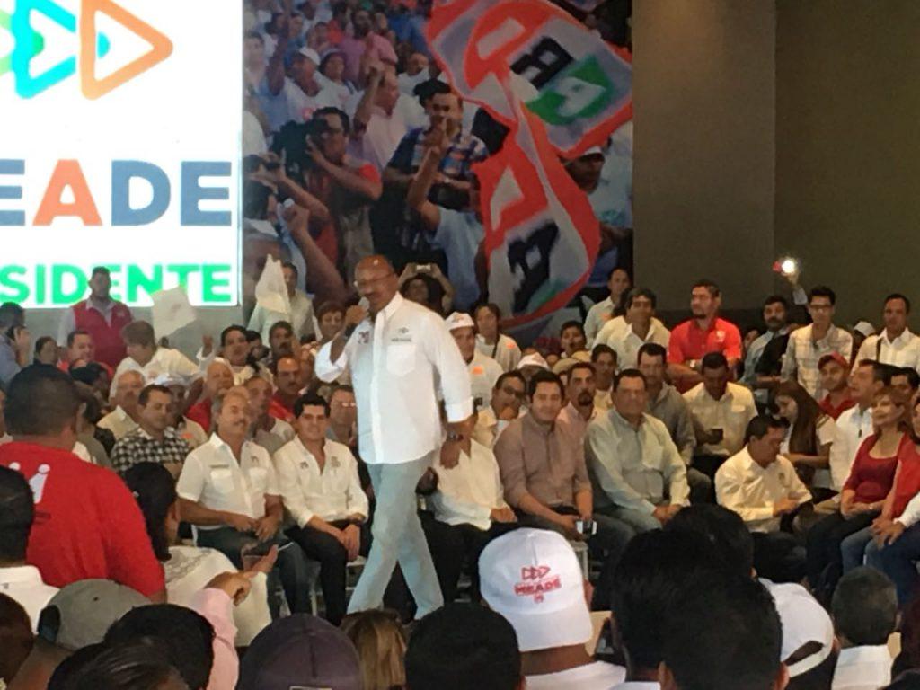 Photo of Candidatos Que No Querían Usar Logo Del PRI Se Hubieran Ido De Independientes: René Juárez