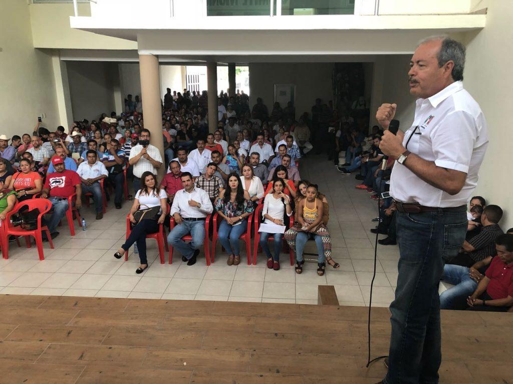 Photo of El PRI Ya Tiene Lista A Su Estructura Electoral: Víctor Silva