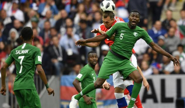 Photo of #Rusia2018 Con 5 Goles y Sanciones Termina La Selección de Arabia Saudita