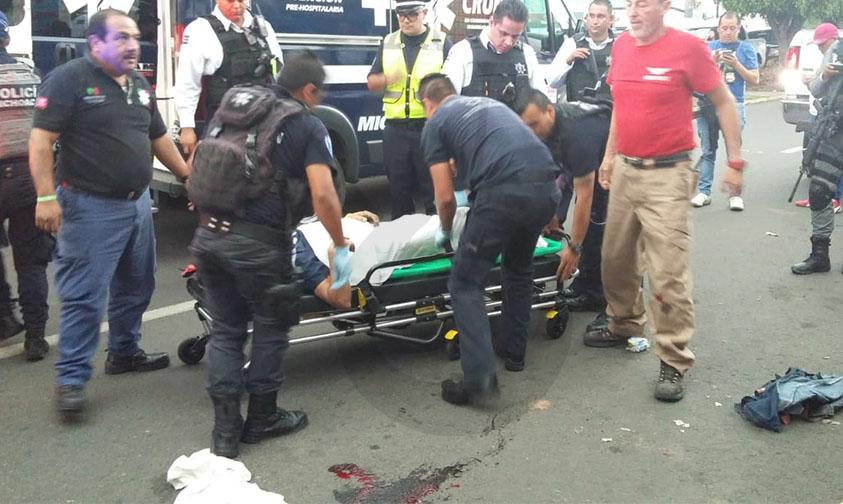 Photo of #Morelia Atacan A Balazos A Un Señor De 44 En La Avenida Pedregal