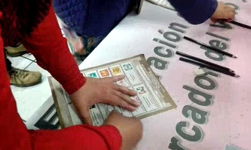Photo of #Video Si Se Borra El Voto Se Anulará: INE Michoacán