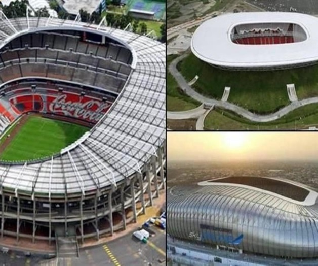 Photo of El Azteca, Akron y BBVA Serán Estadios Mundialistas En 2026