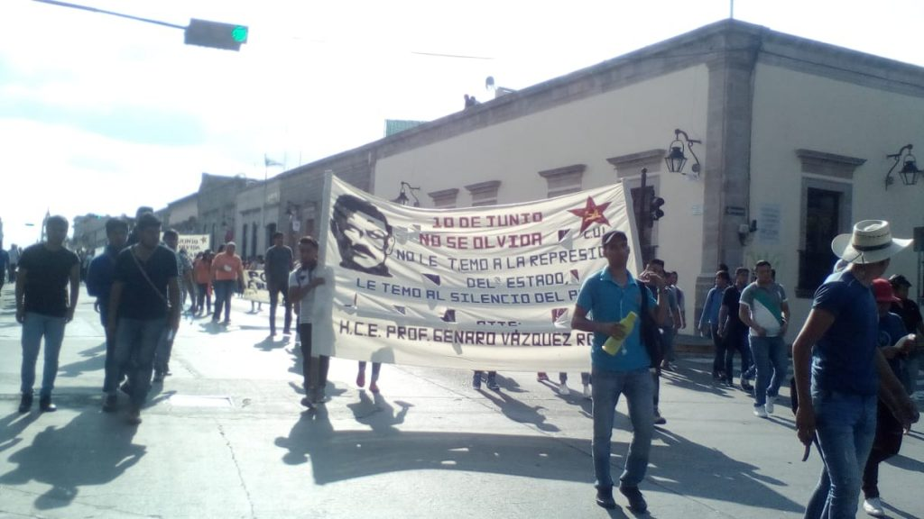 Photo of #Morelia Salen A Marchar Este Domingo En Recuerdo Por Halconazo