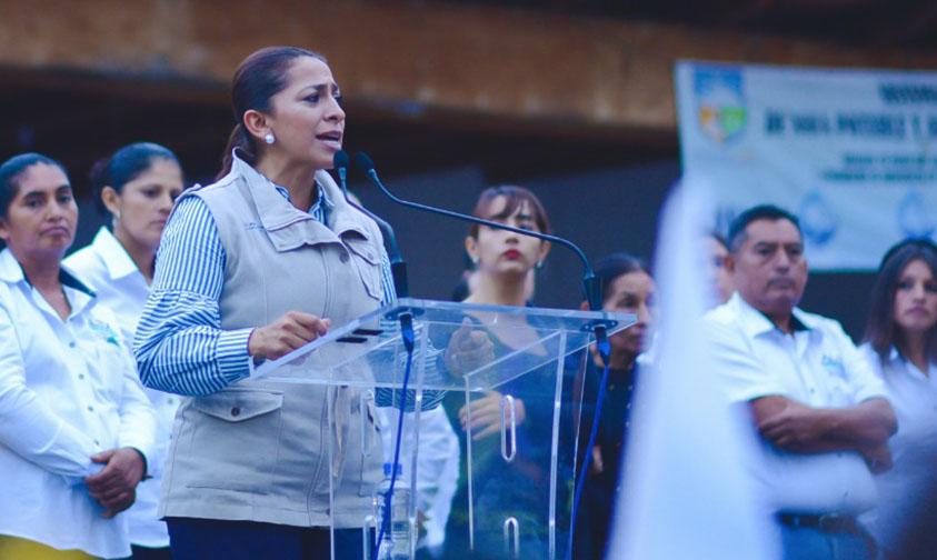 Photo of Le Devolveremos A México Y A Michoacán La Paz: Alma Mireya González
